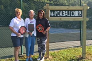 Linville Pickleball Court
