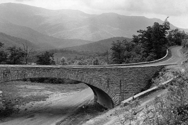 Blue Ridge Parkway Beginnings