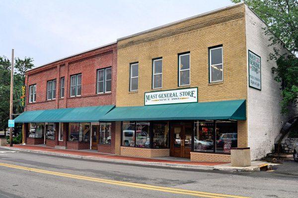 Mast General Store Boone NC