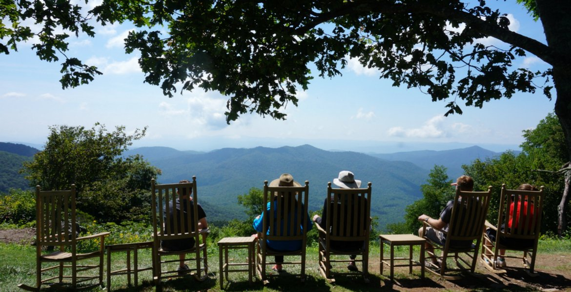 Summer in the NC High Country