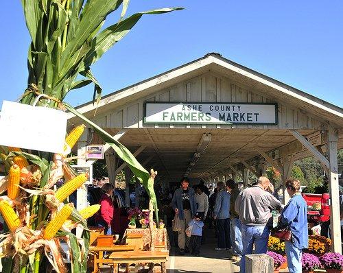 farmers markets in north carolina