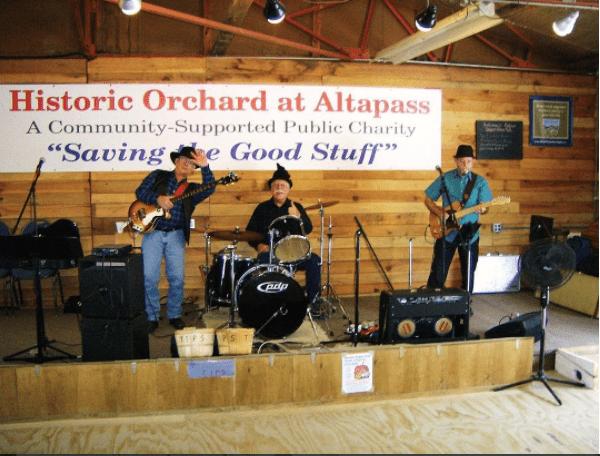 Alta Pass Orchard NC