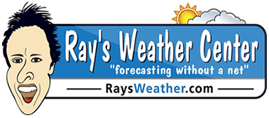 rays weather center boone